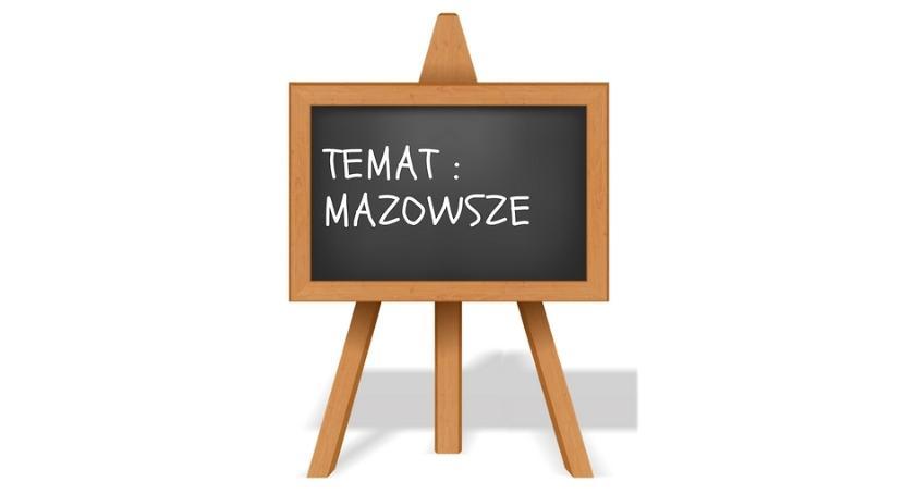 """Edukacja, Rozstrzygnięto edycję konkursu """"Lekcje Mazowszu"""" - zdjęcie, fotografia"""