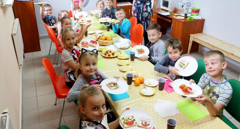 """Edukacja, Kulinarnie plastycznie """"Bajce"""" [FOTO] - zdjęcie, fotografia"""