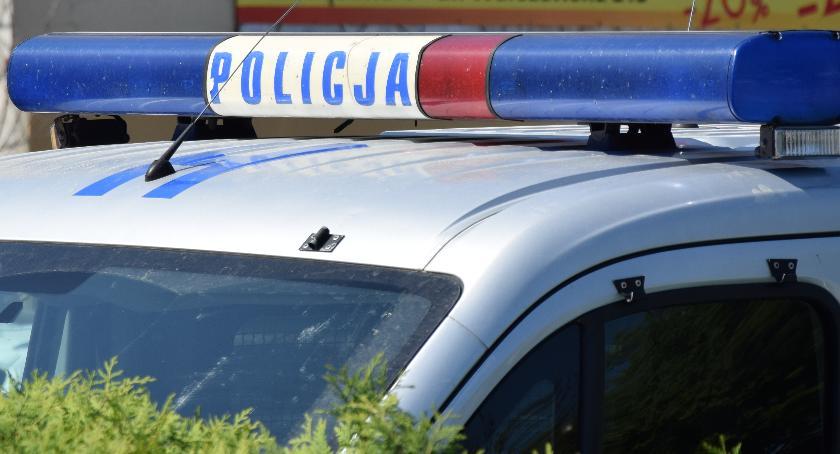 Kronika kryminalna, Policja zatrzymała fałszywego krewnego - zdjęcie, fotografia