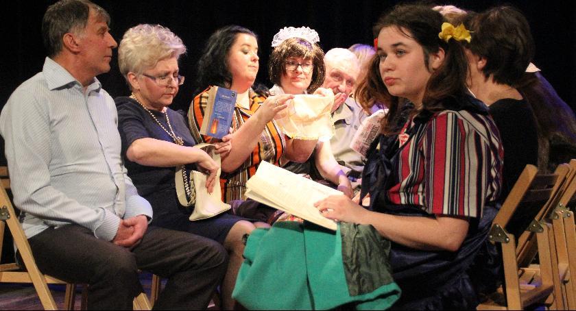Teatr, Przedstawienia teatralne Amfiteatrze - zdjęcie, fotografia