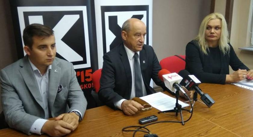 Ważne, Kukiz'15 negatywnie działalności MZDiK [FOTO] - zdjęcie, fotografia