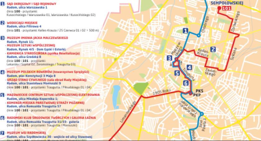Komunikacja Miejska , Bezpłatne linie autobusowe podczas Muzeów [MAPKA] - zdjęcie, fotografia