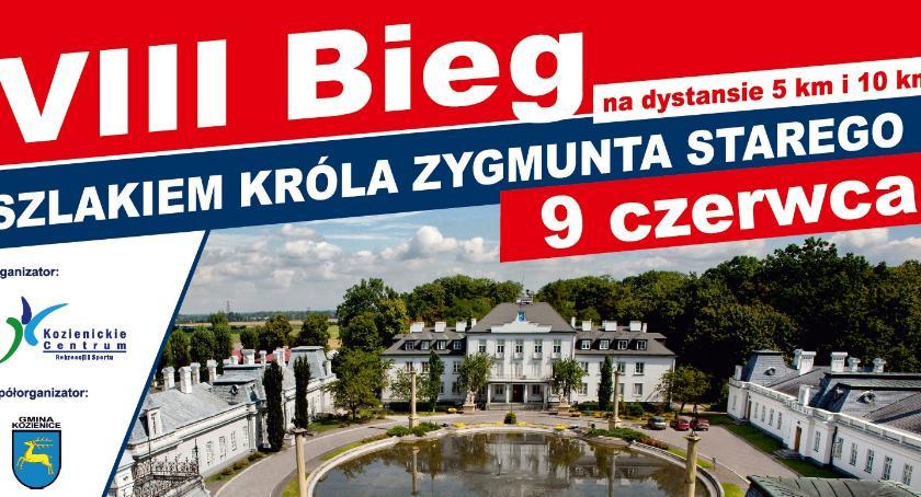Sport - Inne, Szlakiem Króla Zygmunta Starego - zdjęcie, fotografia