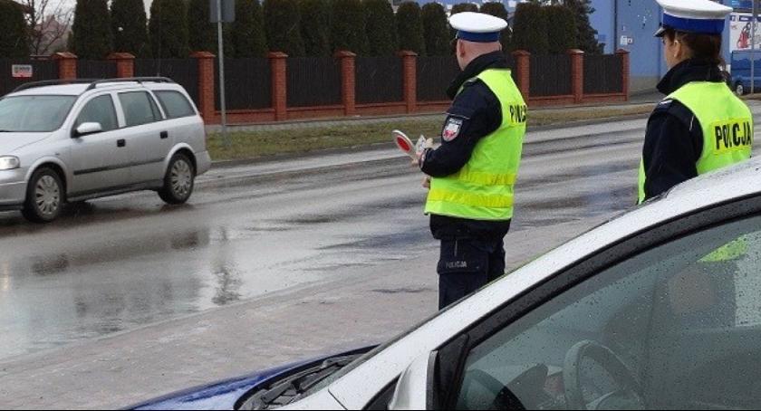 Policja Radom, Wielu kierowców jechało podwójnym gazie - zdjęcie, fotografia