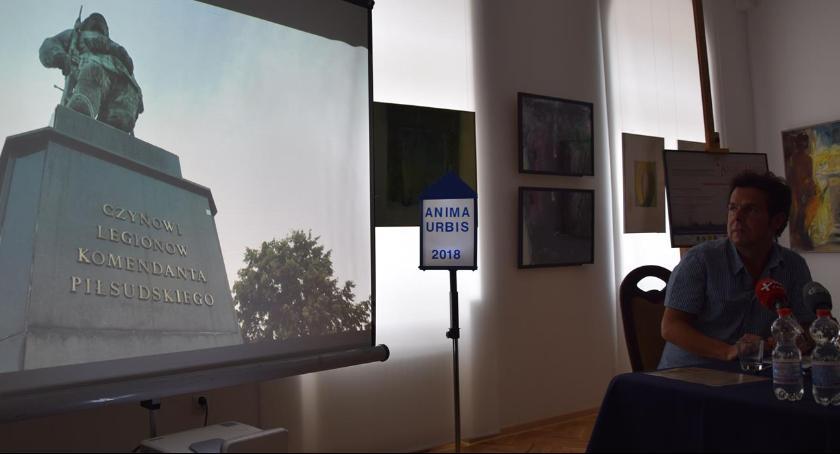 Inne, Anima Urbis Radomskie ścieżki wolności - zdjęcie, fotografia