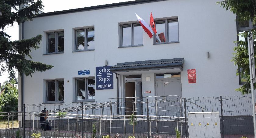Powiat Radomski, Oficjalne otwarcie Posterunku Policji gminie Kowala [FOTO] - zdjęcie, fotografia