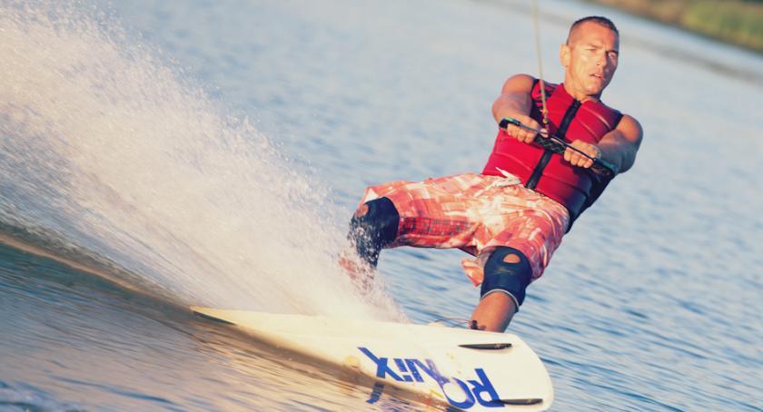 """Wywiad, """"Trzeba przełamywać strach"""" mówi Dariusz Wawer najbardziej utytułowany polski wakeboardzista - zdjęcie, fotografia"""
