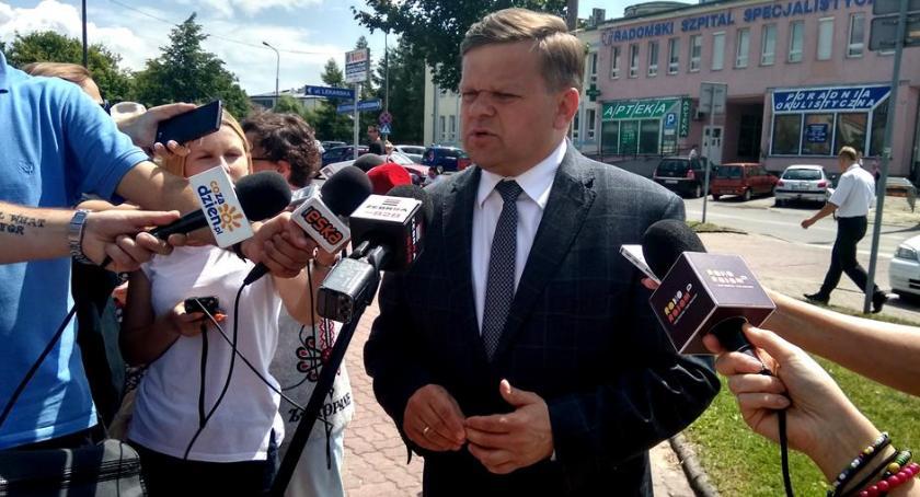 Ważne, Minister Wojciech Skurkiewicz Sytuacja Tochtermana dramatyczna [FOTO] - zdjęcie, fotografia