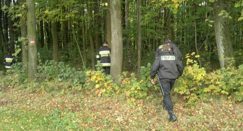 Kronika kryminalna, Szczęśliwy finał poszukiwań niedoszłego samobójcy - zdjęcie, fotografia