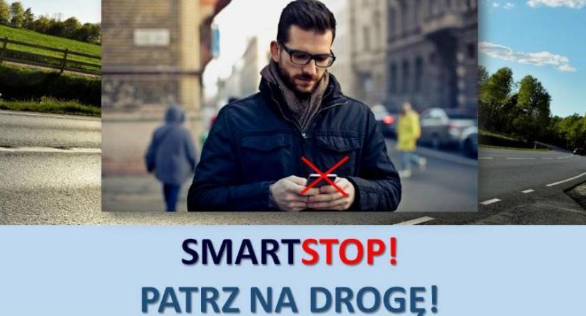 Policja Radom/Policja Mazowiecka, SMARTSTOP radomskich ulicach - zdjęcie, fotografia