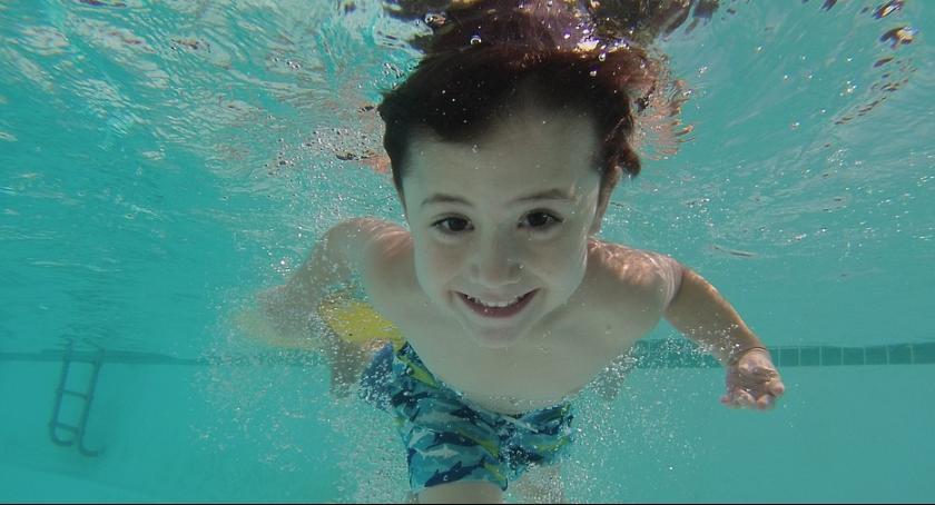 Sport - Inne, Pływalnia Delfin otwarta - zdjęcie, fotografia