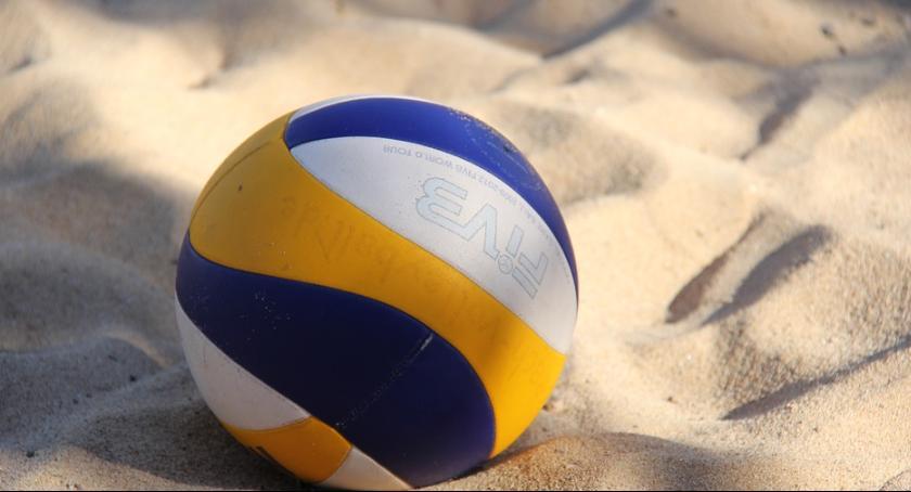 Siatkówka, Grand Radomia siatkówce plażowej amatorów - zdjęcie, fotografia