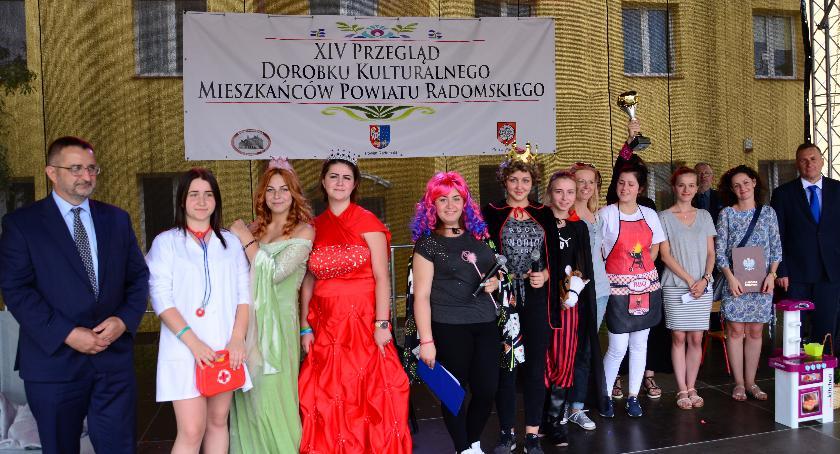 Powiat Radomski, Imprezowe gminie Wierzbica - zdjęcie, fotografia