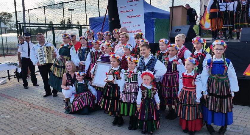 Powiat Radomski, Zespół Wolanianki nagrodą MASOVIA [FOTO] - zdjęcie, fotografia
