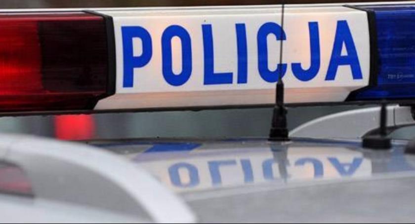 Kronika kryminalna, Policjant służbie złapał złodzieja - zdjęcie, fotografia