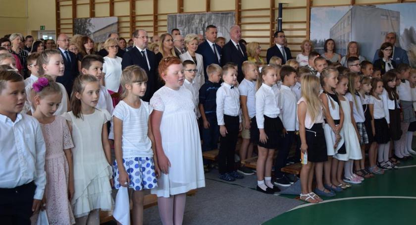 Edukacja, Uroczysta inauguracja szkolnego Radomiu [FOTO] - zdjęcie, fotografia