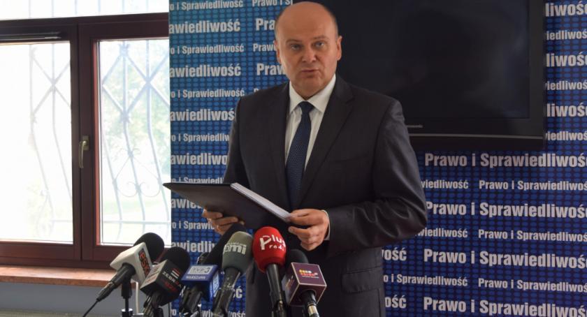 Ważne, Poseł Andrzej Kosztowniak domaga przeprosin - zdjęcie, fotografia
