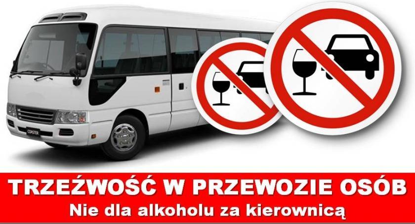 Policja Radom/Policja Mazowiecka, Policja skontrolowała trzeźwość kierowców transportu publicznego - zdjęcie, fotografia