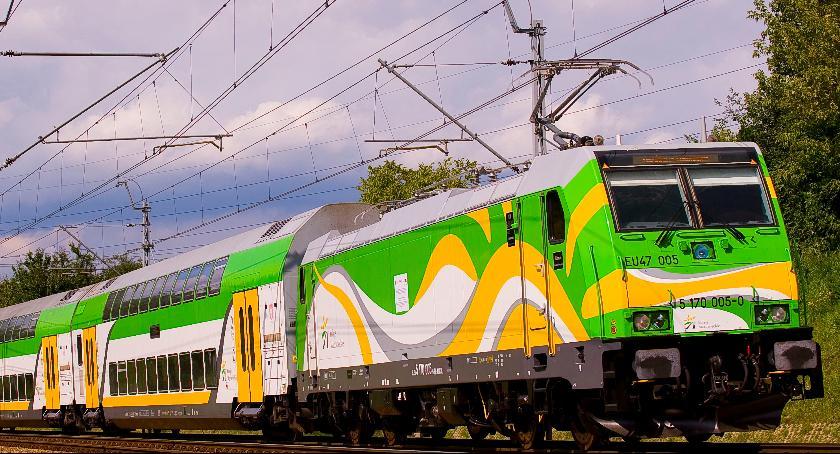 Komunikaty i ogłoszenia, Zmiany rozkładzie jazdy pociągów Kolei Mazowieckich - zdjęcie, fotografia