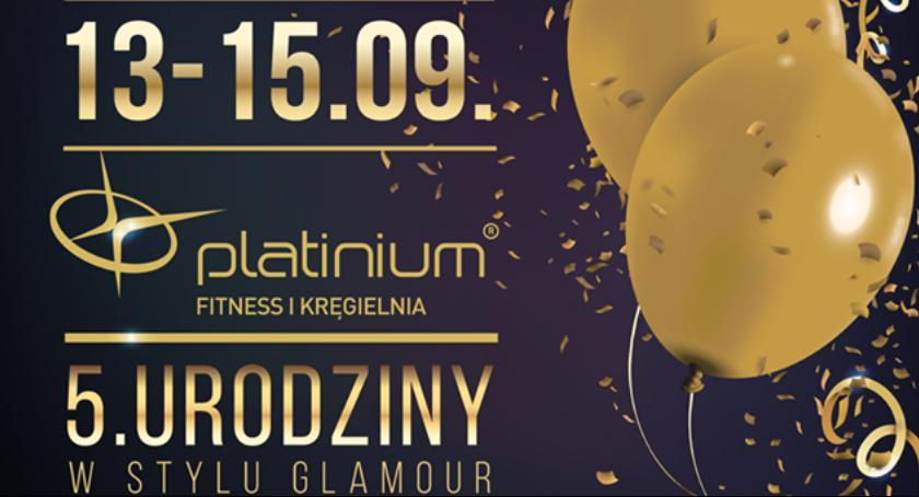 Inne, Urodziny Platinium Fitness Radom Kręgielni Platinium - zdjęcie, fotografia