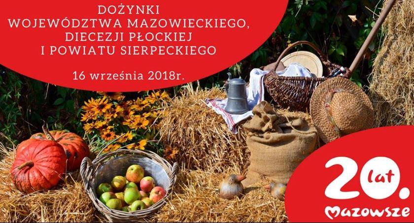 Inne, Dożynki Województwa Mazowieckiego - zdjęcie, fotografia