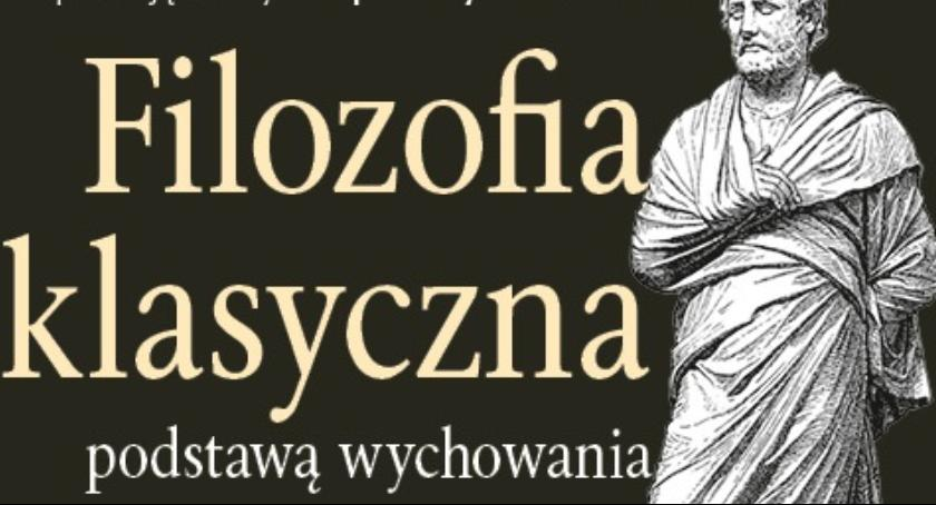 """Inne, Wykład Ryszarda Polaka """"Filozofia klasyczna podstawą wychowania"""" - zdjęcie, fotografia"""