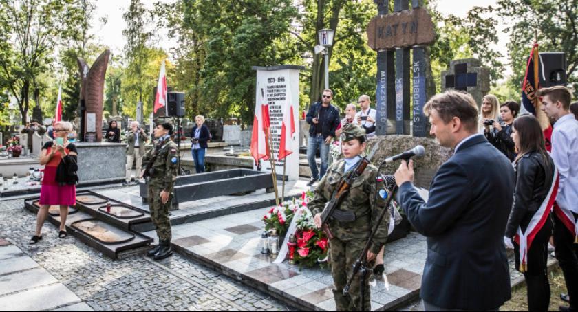 Wydarzenia, Obchody rocznicy agresji wojsk radzieckich Polskę - zdjęcie, fotografia