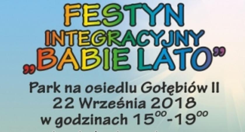 Rozrywka, Festyn Integracyjny BABIE Gołębiowie - zdjęcie, fotografia