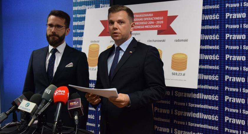 """Ważne, podziale środków unijnych Mazowszu Radom traktowany""""po macoszemu"""" [FOTO] - zdjęcie, fotografia"""
