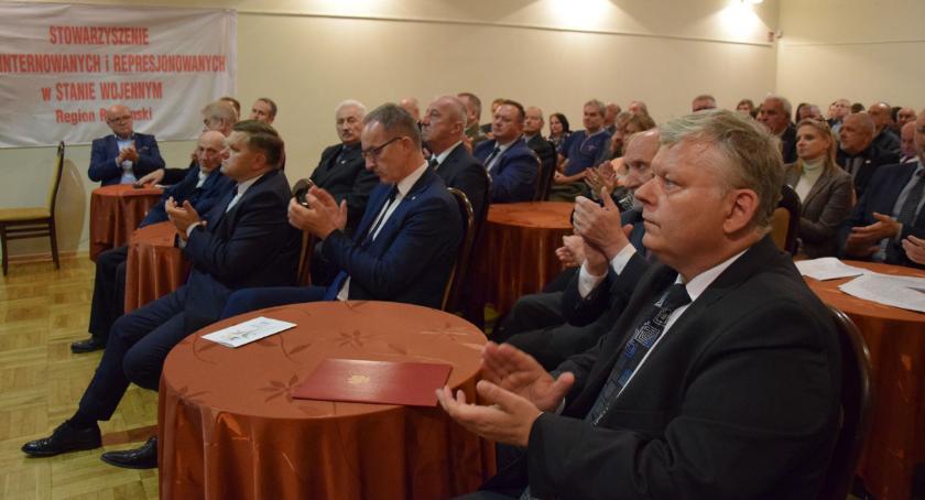 Wydarzenia, rocznica powstania radomskiej Solidarności [FOTO] - zdjęcie, fotografia