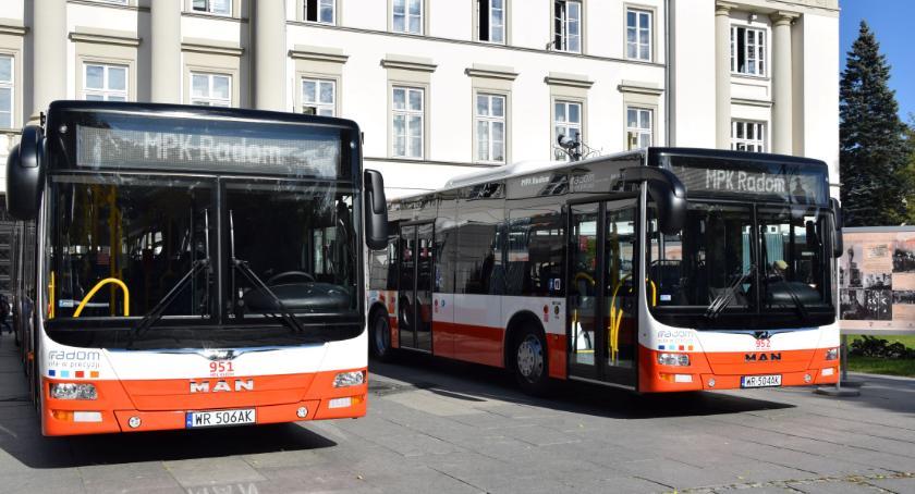 Komunikacja Miejska , autobusy wyjadą radomskie drogi [FOTO] - zdjęcie, fotografia