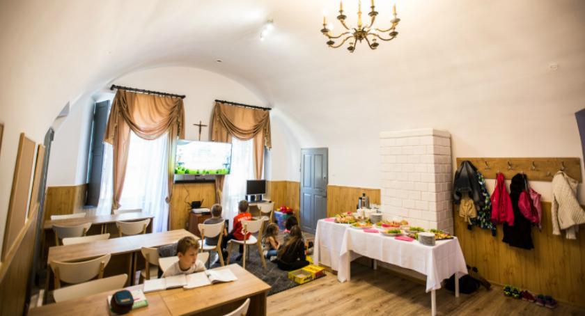 Informacje z Radomia i okolic , świetlica dzieci - zdjęcie, fotografia