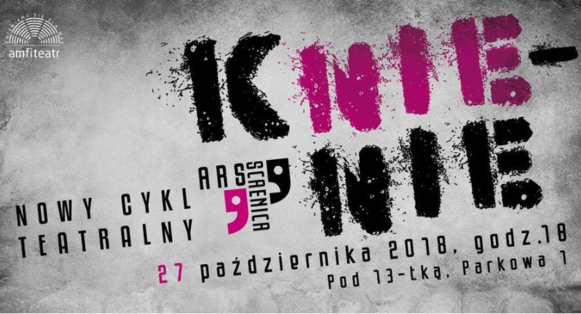 """Rozrywka, teatralny """"Pod 13"""" scaenica - zdjęcie, fotografia"""