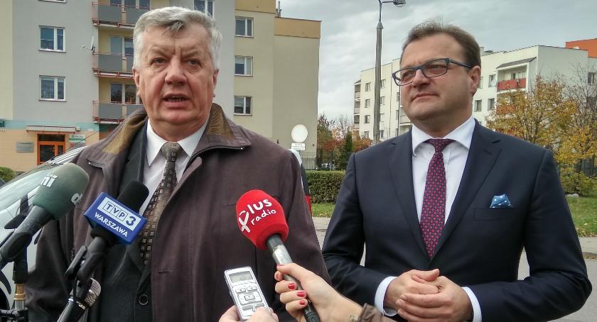 Ważne, Radny Kazimierz Woźniak poparł prezydenta Radosława Witkowskiego [FOTO] - zdjęcie, fotografia