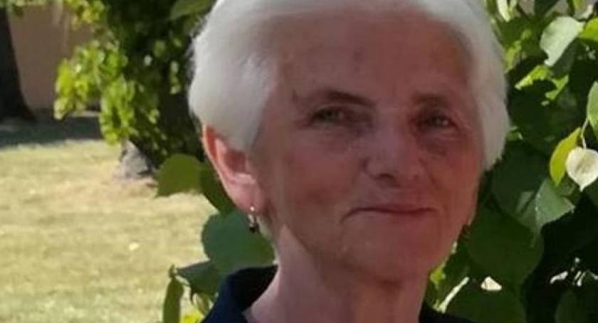 Informacje z Radomia i okolic , Zaginęła letnia Krystyna Rogala gminy Wierzbica - zdjęcie, fotografia