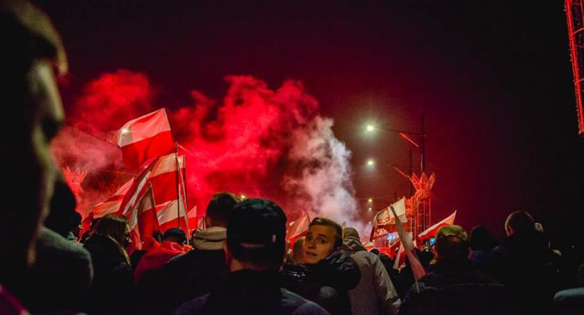 Informacje z Radomia i okolic , Marszałek Piłsudski Marszu Niepodległości - zdjęcie, fotografia