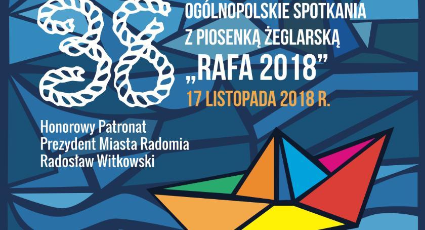 """Koncerty, XXXVIII Ogólnopolskie Spotkania Piosenką Żeglarską """"Rafa 2018"""" - zdjęcie, fotografia"""