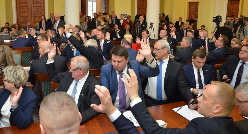 Ważne, władze Sejmiku Województwa Mazowieckiego - zdjęcie, fotografia
