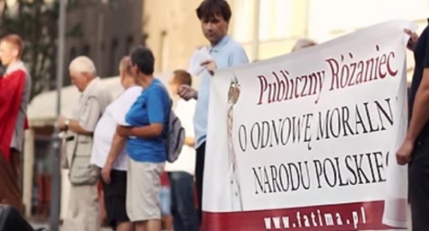 Informacje z Radomia i okolic , Różaniec Ojczyznę - zdjęcie, fotografia