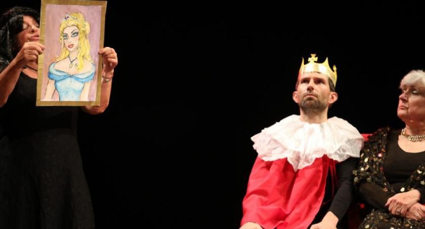 Teatr, Baśniowy spektakl Mikołajki - zdjęcie, fotografia