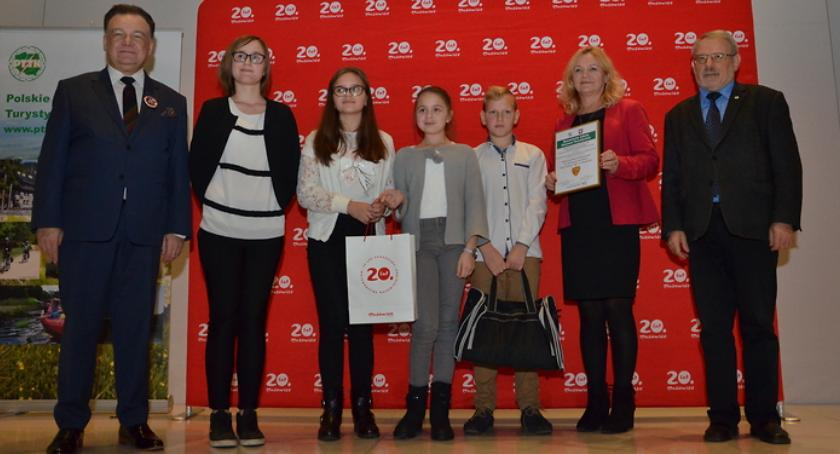 Informacje z Radomia i okolic , Radomskie szkoły wyróżnione - zdjęcie, fotografia