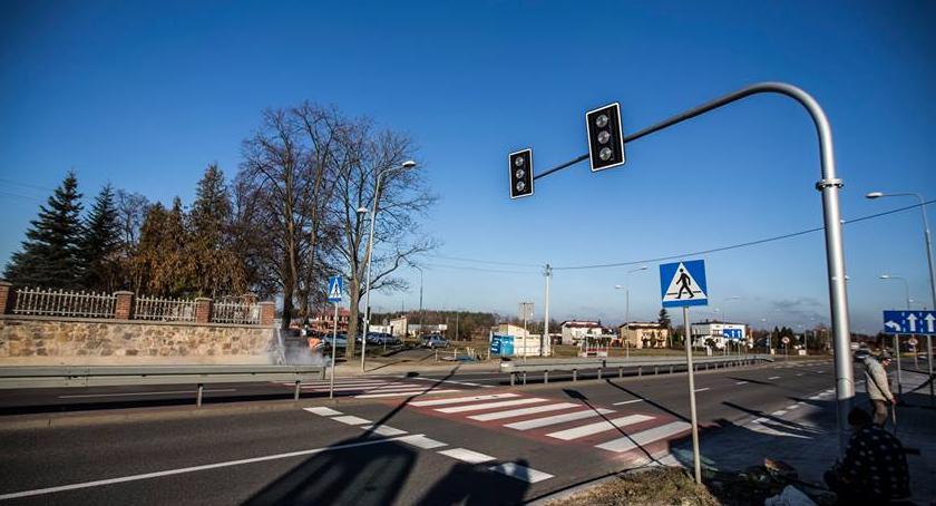 Informacje z Radomia i okolic , sygnalizacja świetlna - zdjęcie, fotografia
