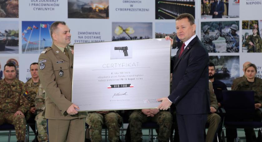 Inwestycje, polskiej armii kontrakt Fabryki Broni - zdjęcie, fotografia