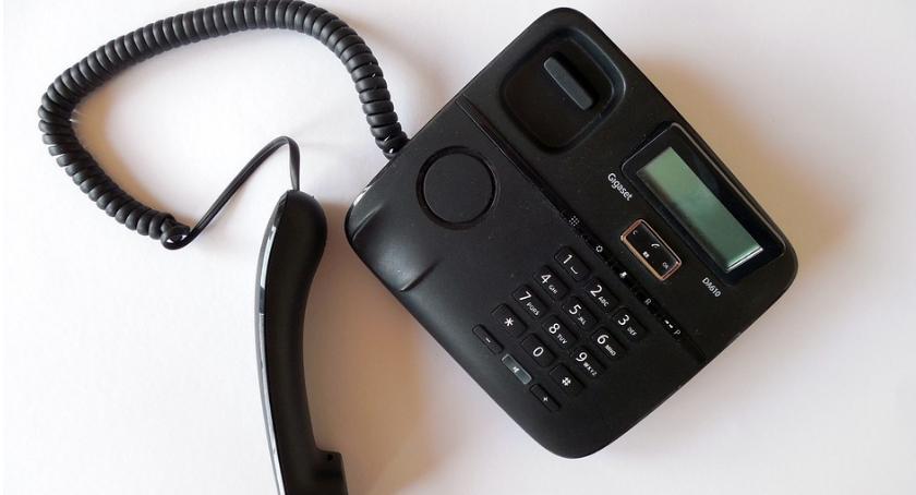 Kronika kryminalna, Policja przypomina Uważajmy telefony oszustów! - zdjęcie, fotografia