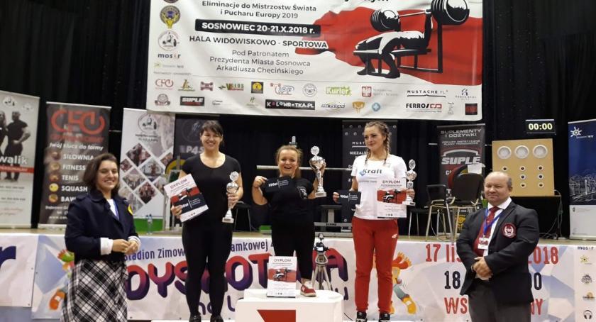 Sport - Inne, Justyna Kozdryk tytułem mistrzowskim rekordem - zdjęcie, fotografia