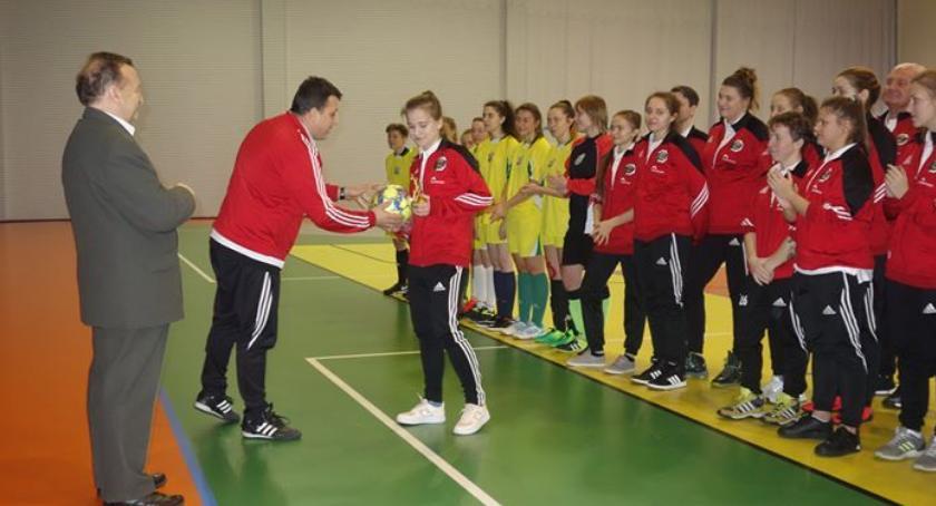 Sport - Inne, Sukces żeńskiej drużyny Zamłynia Kombud Radom - zdjęcie, fotografia