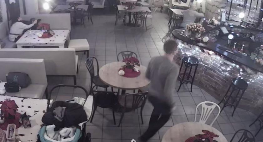Kronika kryminalna, Demolował restaurację groził personelowi Najbliższe miesiące spędzi areszcie - zdjęcie, fotografia