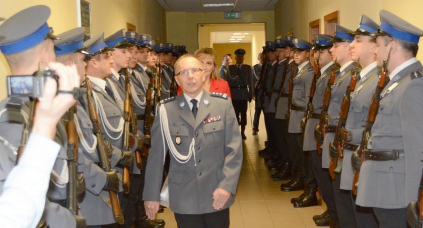 Policja Radom/Policja Mazowiecka, Pożegnanie Mazowszem Pierwszego Zastępcy Komendanta Wojewódzkiego Policji Radomiu - zdjęcie, fotografia