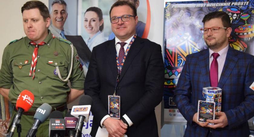 Wydarzenia, Finał WOŚP Radomiu Będą aukcje profilaktyka koncerty [FOTO] - zdjęcie, fotografia