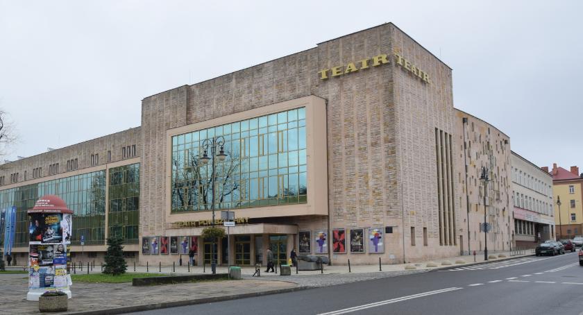 """Teatr, Teatr Powszechny Radomiu finale edycji Konkursu """"Klasyka Żywa"""" - zdjęcie, fotografia"""